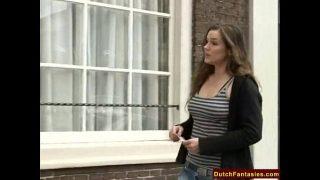 Hete Nederlandse tienerslet