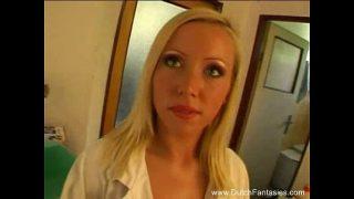Kinky meisje uit Nederland
