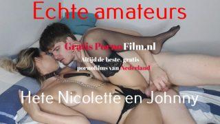 Hete Nicolette en Johnny