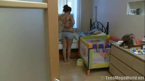 De geile babysitter